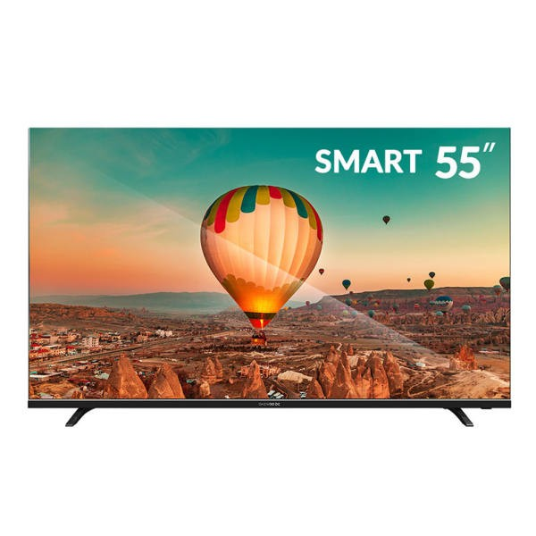 تلویزیون ال ای دی دوو 4K هوشمند 55 اینچ مدل DSL-55K5700U